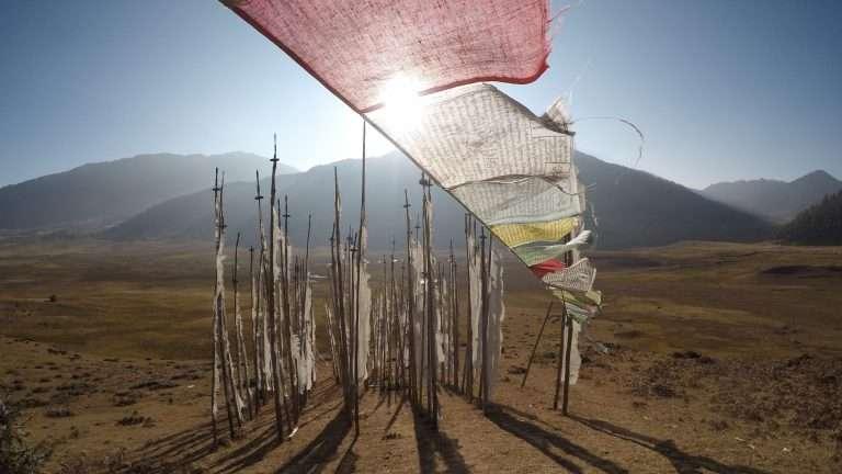 Visit Phobjika Valley Gangtey