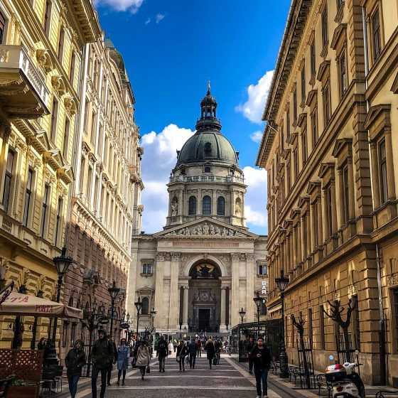 Feature image - things to do in Budapest